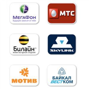 Операторы сотовой связи Дальнего Константиново