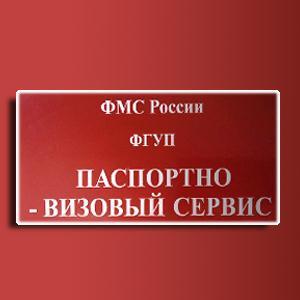 Паспортно-визовые службы Дальнего Константиново