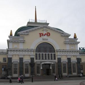 Железнодорожные вокзалы Дальнего Константиново